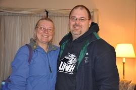 Linda and Rob