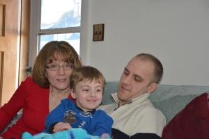MaryBeth, Lucian, Chris