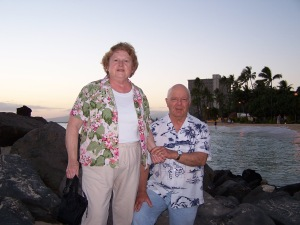 Mom & Dad 2003 Honolulu, HI