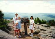 Mount Kearsarge - Richard/Martha Karen, Julie Ross