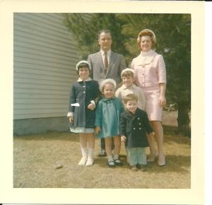 Easter - Early 1960s