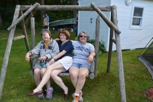Jackie, MaryBeth, Me