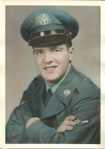 Dad/Tom La Valley USAF