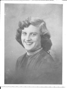 Mom/Betty Ross 1953