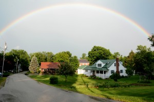 July 1st Rainbow