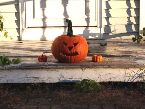 Smile! It is October!